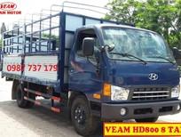 Bán xe tải Hyundai HD800 2016, giá tốt nhất thị trường