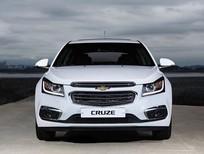 Cần bán Chevrolet Cruze LTZ mẫu mới  2017, màu trắng,KH chỉ trả 10%