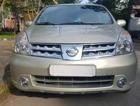 Xe Nissan Grand livina 2011, màu vàng, số tự động