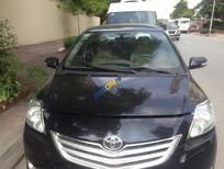 Bán Toyota Vios sản xuất 2010, màu đen