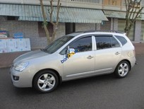 Bán Kia Carens EX 2.0 đời 2009, màu bạc xe gia đình giá cạnh tranh