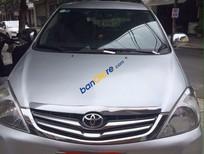 Bán Toyota Innova J đời 2008, màu bạc