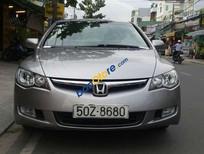 Cần bán xe cũ Honda Civic 1.8AT đời 2007, giá 405tr