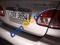 Bán xe Toyota Corolla đời 2005, màu bạc