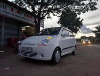 Bán xe cũ Chevrolet Spark sản xuất 2010, màu trắng