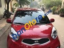 Bán xe Kia Morning Sport AT 2014, màu đỏ, cũ, liên hệ 0941686789