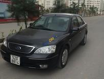 Bán xe Ford Mondeo 2.0 đời 2004, màu đen