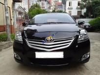 Bán Toyota Vios đời 2011, màu đen