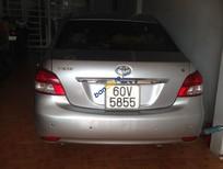 Gia đình bán Toyota Vios đời 2008, màu bạc