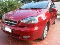 Cần bán Chevrolet Vivant đời 2008, màu đỏ còn mới