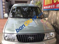 Hệ.  Salon Auto Vĩnh Cường bán xe Toyota Zace Surf MT 2005, màu bạc
