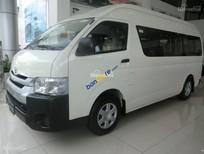 Toyota Hiace mới, máy xăng và máy dầu nhập khẩu từ Nhật Bản - Made in Japan