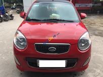Xe Kia Morning Slx sản xuất 2008, màu đỏ, nhập khẩu, giá 286tr