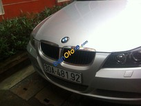 Bán xe BMW 3 Series đời 2010, màu bạc