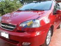 Gia đình bán xe cũ Chevrolet Vivant 2008