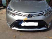 Bán xe cũ Toyota Vios E 2014, màu bạc
