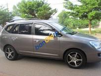 Bán xe Kia Carens MT 2010, màu bạc