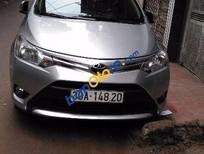 Chính chủ bán Toyota Vios 2014, màu bạc