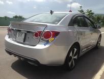 Đổi xe 7 chỗ bán xe Daewoo Lacetti CDX 2009, màu bạc