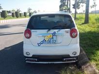 Cần bán gấp Daewoo Matiz đời 2007, màu trắng, nhập khẩu