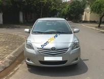 Bán Toyota Vios E đời 2011, màu bạc, giá 393 tr - Xe nhà cô giáo Hoa