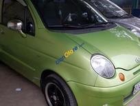 Bán Daewoo Matiz SE đời 2008, màu xanh cốm