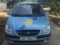 Bán xe Hyundai Getz 2009, màu xanh dương