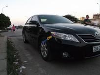 Cần bán gấp Toyota Camry LE 2.5 năm 2011, màu đen, nhập khẩu