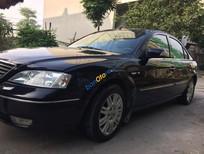 Xe Ford Mondeo đời 2004, màu đen, giá tốt