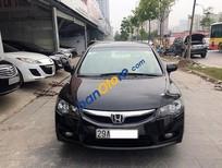 Cần bán gấp Honda Civic 1.8AT đời 2011, màu đen, giá chỉ 595 triệu