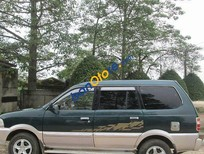 Bán xe Toyota Zace GL đời 2003, màu xanh dưa