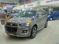 Bán xe Chevrolet Captiva 7 chỗ giá hợp lý, dễ sử dụng, hợp túi tiền, thương hiệu Mỹ