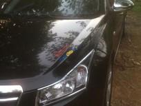 Xe Daewoo Lacetti CDX sản xuất 2010, màu đen số tự động