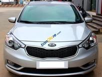 Cần bán xe Kia K3 2.0AT 2015, màu bạc