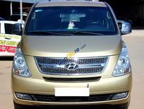 Bán Hyundai Grand Starex 2.5MT đời 2010, màu vàng