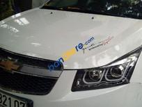 Bán xe cũ Chevrolet Lacetti đời 2009, màu trắng, xe nhập