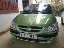 Cần bán lại xe Hyundai Getz năm 2009 xe gia đình