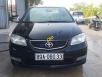 Cần bán lại xe Toyota Vios sản xuất 2007 chính chủ