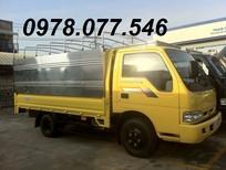 Xe tải Thaco Kia K165S thùng mui bạt bửng – 2 tấn 4 cần bán xe tải mới nhất hiện nay