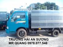 Xe tải 2.4 tấn Kia K165S xe tải Thaco Kia K165S 2 tấn 4 đời mới 100%