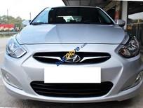 Bán Hyundai Accent 1.4MT đời 2011, màu bạc, nhập khẩu Hàn Quốc số sàn