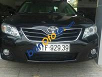 Bán xe Toyota Camry LE đời 2009, màu đen số tự động, giá 101tr