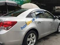 Bán xe Chevrolet Cruze MT đời 2011, màu bạc số sàn
