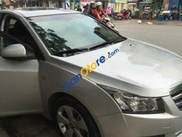 Cần bán lại xe Daewoo Lacetti CDX sản xuất 2010, màu bạc số tự động