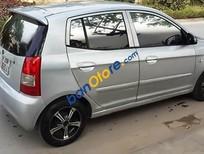 Cần bán xe Kia Morning LX năm 2007, màu bạc, xe nhập