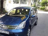 Cần bán lại xe Nissan Livina sản xuất 2010, màu xanh lam
