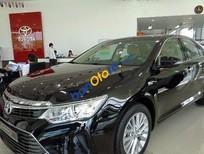 Cần bán xe Toyota Camry 2.5G AT sản xuất 2016, màu đen
