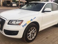 Bán Audi Q5 2.0 đời 2010, màu trắng, nhập khẩu