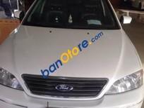 Bán xe cũ Ford Mondeo đời 2003, màu trắng số tự động, giá tốt