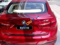 Đà Nẵng bán xe BMW X6 xDrive 35i 2016, màu đỏ